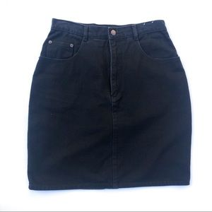 Vintage Jordache skirt